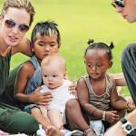 Angelina Jolie vuole lasciare il cinema