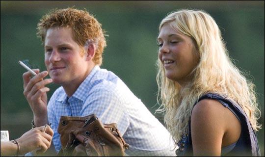 Il principe Harry vuole sposare la sua Chelsey