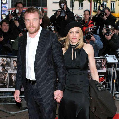 Separazione consensuale per Madonna e Guy Ritchie