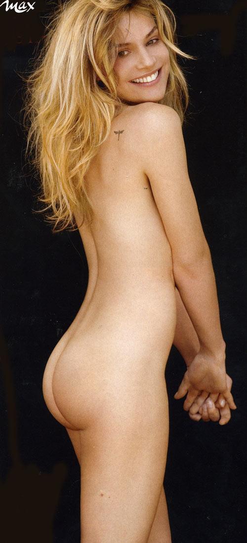 Micaela Ramazzotti nuda per il calendario di Max