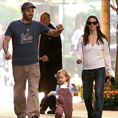 La Garner e Ben Affleck aspettano il secondo bambino