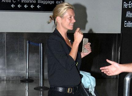 Kate Moss incinta di Jamie Hince?