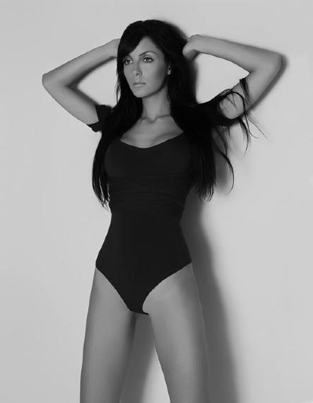 Betty, la modella greca che ha sedotto Balotelli