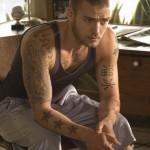Tendenze/2: i tatuaggi degli uomini famosi