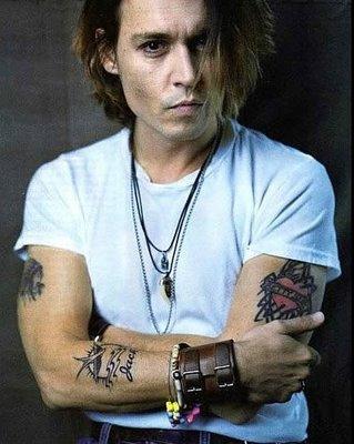 tatuaggi-johnny-depp