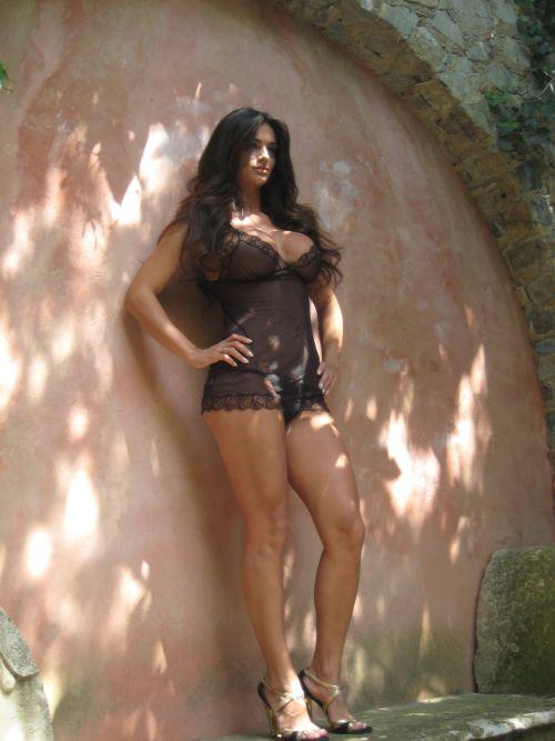 Cristina Del Basso: le sexy foto del calendario