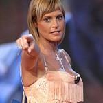 Lite furiosa tra Simona Ventura e Fabrizio Corona
