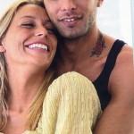 Karina Cascella è incinta. Salvatore Angelucci presto papà