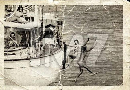 Scandali dal passato: JFK in barca con quattro donne nude